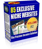 85 Exclusive Niche Websites Private Label Rights