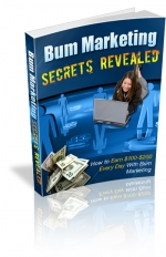 Bum Marketing Secrets Revealed Private Label Rights