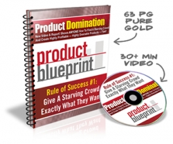 Product Domination - Product Blueprint