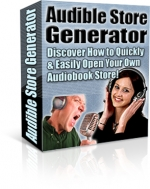 Audible Store Generator Private Label Rights