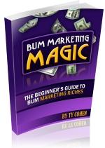 Bum Marketing Magic Private Label Rights