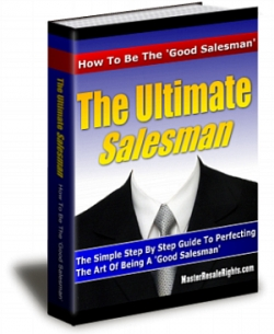 The Ultimate Salesman
