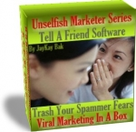 Tell A Friend - Viral Marketing In A Box Private Label Rights