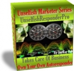UnselfishResponderPro - Own Your Own Autoresponder Private Label Rights