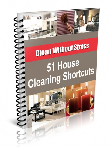 51 House Cleaning Shortcuts