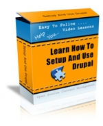 Learn How To Setup And Use Drupal Private Label Rights