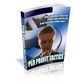 PLR Profit Tactics Private Label Rights