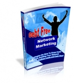 Debt Free Network Marketing Private Label Rights