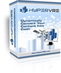HyperVRE Content Site Builder