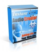 Instant Audio Creator Private Label Rights
