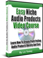 Easy Niche Audio Products Video Course Private Label Rights