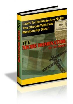 The Niche Dominator
