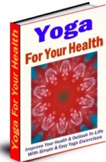 Yoga For Your Health Private Label Rights