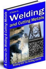 A Course On Welding and Cutting Metals Private Label Rights