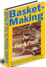 Basket-Making for Fun & Profit Private Label Rights