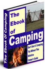 The Ebook of Camping Private Label Rights