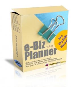 e-Biz Planner LITE