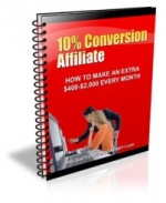 10% Conversion Affiliate Private Label Rights