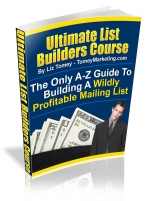 Ultimate List Building Course Private Label Rights