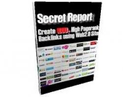 Web2.0 Secret Report