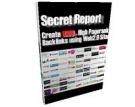 Web2.0 Secret Report Private Label Rights