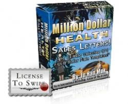 Million Dollar Health Sales Letters!