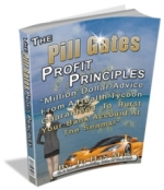 The Pill Gates Profit Principles Private Label Rights