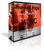 Themed Page Generator - Music Private Label Rights