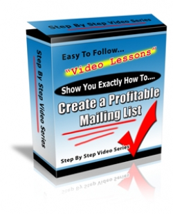 Create A Profitable Mailing List