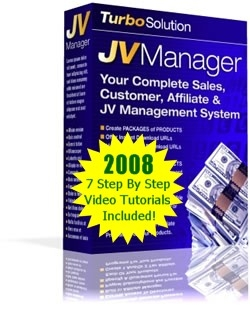 7 Step By Step JVManager Video Tutorials