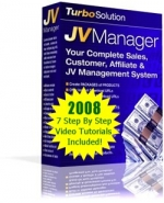 7 Step By Step JVManager Video Tutorials Private Label Rights