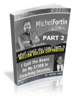 Tapping Michel Fortins Brain: Volume 2 Private Label Rights