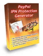 Paypal IPN Protection Generator Private Label Rights