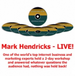 Mark Hendricks - LIVE!