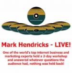 Mark Hendricks - LIVE! Private Label Rights