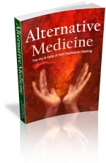 Alternative Medicine Private Label Rights