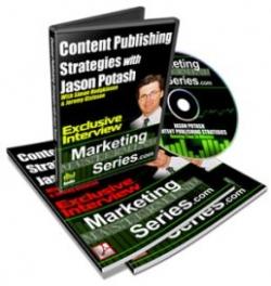 Content Publishing Strategies With Jason Potash