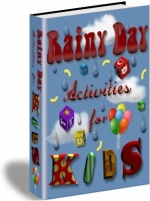 Rainy Day Activities For Kids Private Label Rights