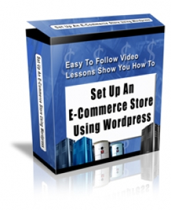 Set Up An E-Commerce Store Using WordPress