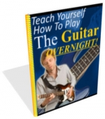 Teach Yourself How To Play The Guitar Overnight! Private Label Rights