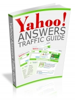 Yahoo! Answers Traffic Guide Private Label Rights