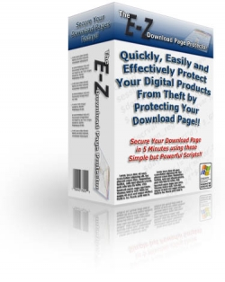 E-Z Download Page Protector