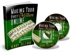 Making Your First Million Online