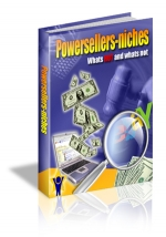 Powersellers-Niches : Whats HOT and whats not Private Label Rights