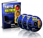 Traffic Mayhem - 1 Million FREE Visitors Private Label Rights