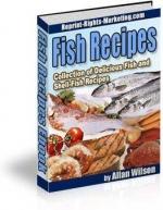 Fish Recipes Private Label Rights