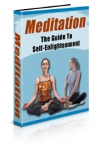 Meditation - The Guide To Self Enlightenment Private Label Rights