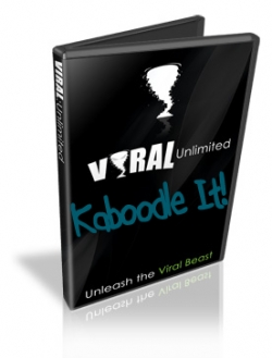 Viral Unlimited Kaboodle It!
