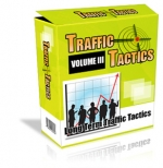 Traffic Tactics : Volume III Private Label Rights