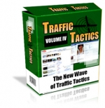 Traffic Tactics : Volume IV Private Label Rights